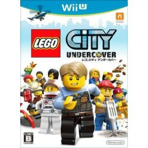 LEGO シティ アンダーカバー/WiiU|bookoffonline2