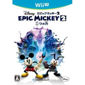 ディズニー エピックミッキー2 : 二つの力/WiiU|bookoffonline2