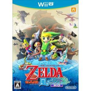 ゼルダの伝説 風のタクト HD (パッケージ版)/WiiU|bookoffonline2