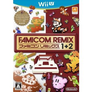 ファミコンリミックス1+2/WiiU|bookoffonline2