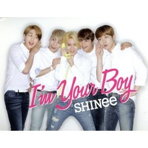 I'm Your Boy(初回限定盤B)(DVD付)/SHINee|bookoffonline2