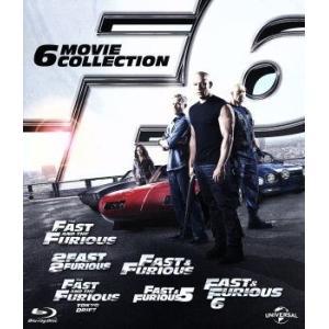 ワイルド・スピード Blu-ray バリューセット<Blu-ray>(初回限定生産)20141106の商品画像|ナビ