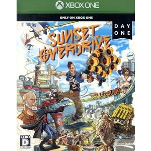 Sunset Overdrive DayOneエディション/XboxOne|bookoffonline2