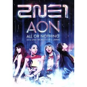 2014 2NE1 WORLD TOUR〜ALL OR NOTHING〜in Japan/2NE1 bookoffonline2