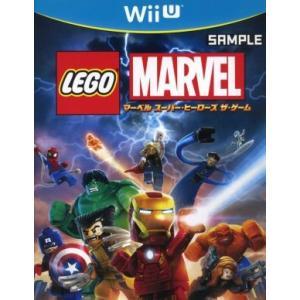 LEGO マーベル スーパー・ヒーローズ ザ・ゲーム/WiiU|bookoffonline2