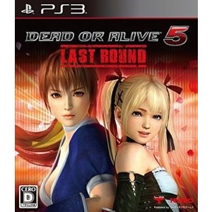 DEAD OR ALIVE5 Last Round/PS3|bookoffonline2