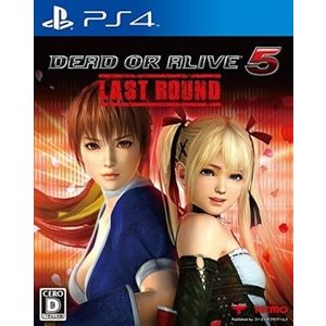 DEAD OR ALIVE5 Last Round/PS4|bookoffonline2