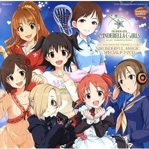 THE IDOLM@STER CINDERELLA GIRLS WONDERFUL M@GIC SPECIAL ドラマCD/THE IDOLM@STE bookoffonline2