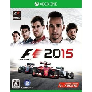F1 2015/XboxOne|bookoffonline2