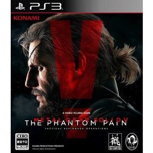 METAL GEAR SOLID V:THE PHANTOM PAIN/PS3|bookoffonline2