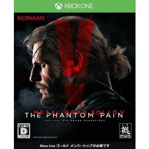 METAL GEAR SOLID V:THE PHANTOM PAIN/XboxOne|bookoffonline2