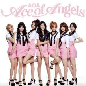 Ace of Angels(初回限定盤A)(DVD付)/AOA(K−POP)|bookoffonline2
