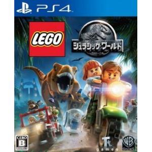 LEGO  R  ジュラシック ワールド - PS4
