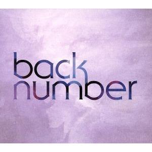 シャンデリア(初回限定盤A)(DVD付)/back number