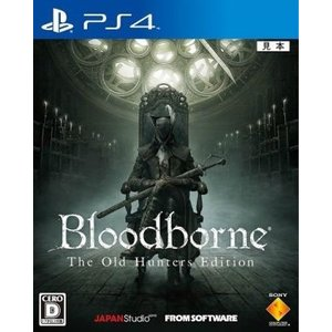 Bloodborne The Old Hunters Edition/PS4|bookoffonline2