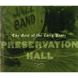 【輸入盤】Best of the Early Years/Preservation Hall Jazz Band|bookoffonline2