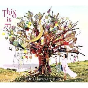 THIS IS ME〜絢香 10th anniversary BEST〜(3CD)/絢香
