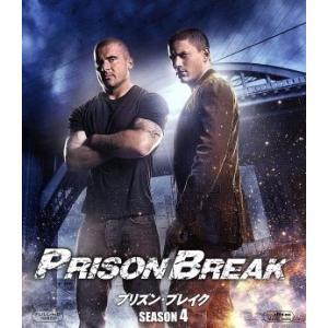 プリズン・ブレイク シーズン4<SEASONS ブルーレイ・ボックス>(Blu−ray Disc)/ウェントワース・ミラー,ドミニク・パーセル,ウィリア bookoffonline2