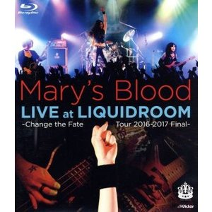 LIVE at LIQUIDROOM(Blu−ray Disc)/Mary's Blood bookoffonline2