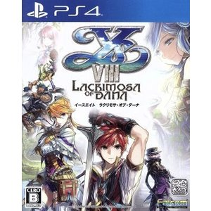 イースVIII −Lacrimosa of DANA−/PS4|bookoffonline2