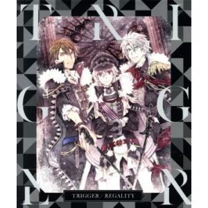 アプリゲーム『アイドリッシュセブン』TRIGGER 1stフルアルバム「REGALITY」(豪華盤)(完全生産限定)/TRIGGER|bookoffonline2