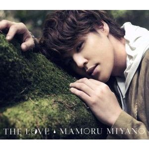 THE LOVE(初回限定盤)(DVD付)/宮野真守 bookoffonline2