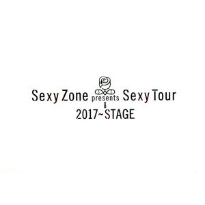 Sexy Zone Presents Sexy Tour 〜 STAGE(初回限定版)(Blu−ray Disc)/Sexy Zone bookoffonline2