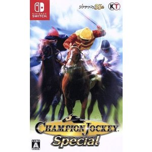 Champion Jockey Special/NintendoSwitch|bookoffonline2