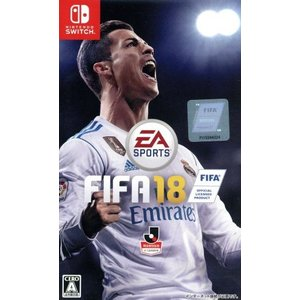FIFA 18/NintendoSwitch|bookoffonline2