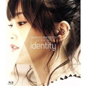 山本彩 LIVE TOUR 2017 〜identity〜(Blu−ray Disc)/山本彩