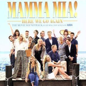 サウンドトラック / マンマ・ミーアヒア・ウィー・ゴー / Mamma Mia Here We Go Again (Original Motion Picture Soundtrack)CDの商品画像|ナビ
