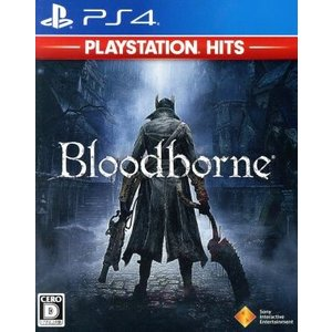 Bloodborne PLAYSTATION HITS/PS4