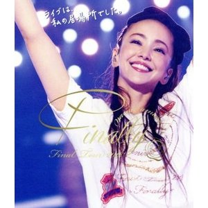 namie amuro Final Tour 2018 〜Finally〜(東京ドーム最終公演+25周年沖縄ライブ)(通常版)(Blu−ray Dis|bookoffonline2