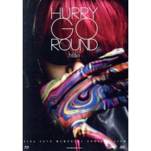 HURRY GO ROUND(初回限定版A)(Blu−ray Disc)/hide bookoffonline2