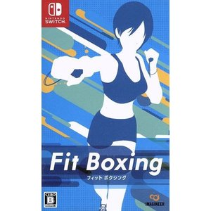 Fit Boxing/NintendoSwitch|bookoffonline2