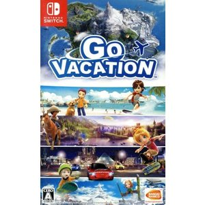 GO VACATION/NintendoSwitch|bookoffonline2