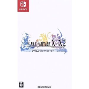 ファイナルファンタジーX/X−2 HD Remaster/NintendoSwitch
