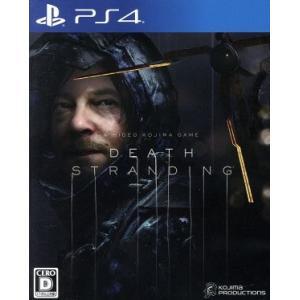 DEATH STRANDING/PS4