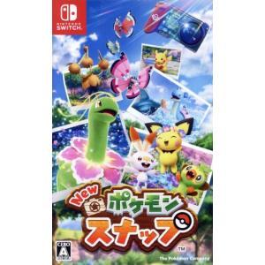 New ポケモンスナップ/NintendoSwitch|bookoffonline2