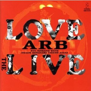 LOVE THE LIVE/ARB|bookoffonline
