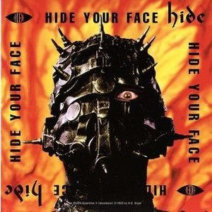 HIDE YOUR FACE/hide|bookoffonline