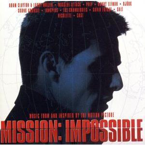 ミッション:インポッシブル/(オリジナル・サウンドトラック)|bookoffonline