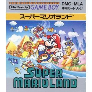 スーパーマリオランド/ゲームボーイ|bookoffonline
