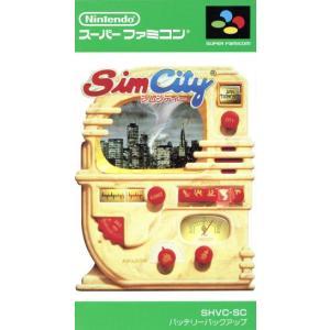 SFC シムシティー/スーパーファミコン|bookoffonline