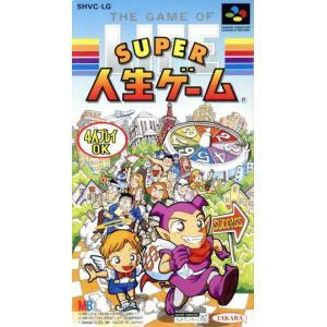 SFC スーパー人生ゲーム/スーパーファミコン|bookoffonline