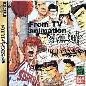 テレビアニメスラムダンク  アイ ラブ バスケットボール/セガサターン|bookoffonline