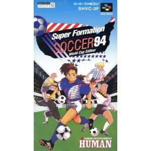 SFC スーパーフォーメーションサッカー'94/スーパーファミコン bookoffonline