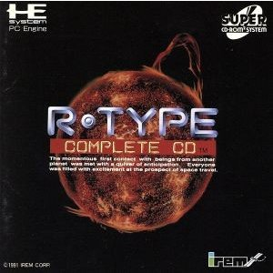 SCD R−TYPE COMPLETE/PCエンジン|bookoffonline