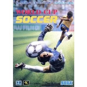 MD ワールドカップサッカー/メガドライブ|bookoffonline