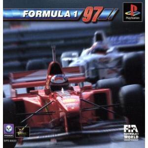 FORMULA 1'97(フォーミュラワン)/PS|bookoffonline